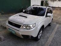 White Subaru Forester 2010 for sale in Caloocan