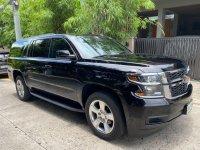 Sell Black 2015 Chevrolet Suburban in Parañaque