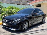 Sell Black 2017 Mercedes-Benz C200 in Cebu City