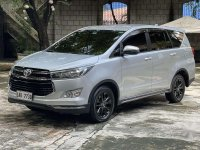 Silver Toyota Innova 2018 for sale in Automatic