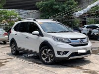 White Honda BR-V 2019 for sale in Automatic