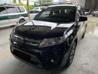 Black Suzuki Vitara 2018 for sale in Automatic