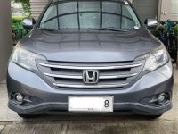 Sell 2012 Grey Honda Cr-V in Cainta