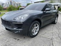 Black Porsche Macan 2018 for sale in Pasig