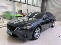 Grey Mazda 6 2014 for sale in Automatic