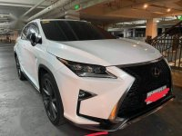 Sell White 2018 Lexus Rx 350 SUV in Parañaque