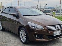 Brown Suzuki Ciaz 2018 for sale in Automatic