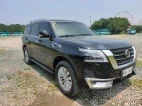 Sell Black 2016 Nissan Patrol Royale in Pasig