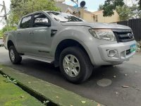 Selling Silver Ford Ranger 2013 in Quezon City