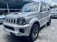 Silver Suzuki Jimny 2015 for sale in Las Piñas