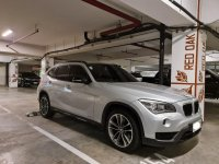 Silver BMW X1 2014 for sale in Taguig