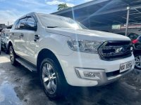 Selling Pearl White Ford Everest 2016 in Las Piñas