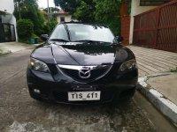 Black Mazda 3 2012 for sale in Parañaque