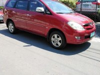 Sell Red 2005 Toyota Innova in Parañaque