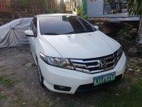 Sell White 2013 Honda City in Mandaluyong
