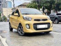 Sell Yellow 2016 Kia Picanto in Makati