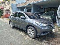 Silver Honda CR-V 2012 for sale in Makati