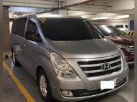 Sell Grey 2016 Hyundai Grand Starex in Pasay