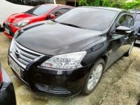 Selling Black Nissan Sylphy 2018
