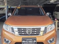 Orange Nissan Navara 2020 for sale in Manual
