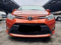 Selling Orange Toyota Vios 2017 in Biñan