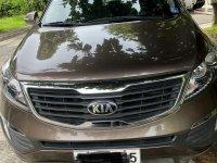 Selling Brown Kia Sportage 2014 in Muntinlupa