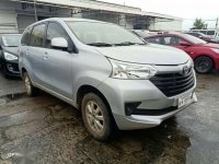 Sell Silver 2018 Toyota Avanza