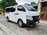 White Nissan Nv350 Urvan 2018 for sale in Manual