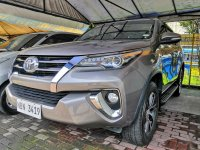 Selling Silver Toyota Fortuner 2017 in Manila