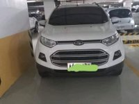 Sell White 2014 Ford Ecosport in Pasig