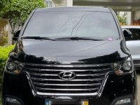 Sell Black 2019 Hyundai Starex in San Juan