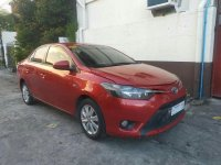 Selling Red Toyota Vios 2017 in Quezon