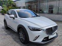 White Mazda Cx-3 2017 for sale in Pasig