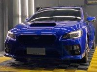 Blue Subaru Wrx 2014 for sale in Mandaue