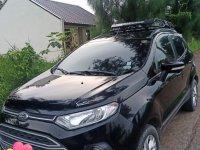 Selling Black Ford Ecosport 2014 in San Fernando