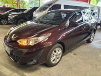 Red Toyota Vios 2019 for sale in Quezon