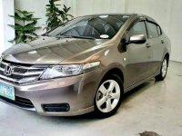 Brown Honda City 2012 for sale in Manual