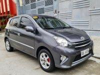 Selling Grey Toyota Wigo 2016