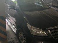 Black Toyota Innova 2014 for sale in Pateros