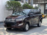 Red Toyota Innova 2018 for sale in San Isidro