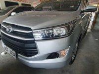 Selling  Brightsilver Toyota Innova 2019 in Pasig