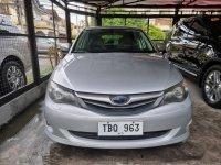 Selling Silver Subaru Impreza 2012 in Quezon City