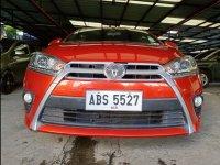 Toyota Yaris 2015 Hatchback at 40000 for sale