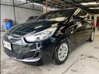 Sell Black 2015 Hyundai Accent Sedan