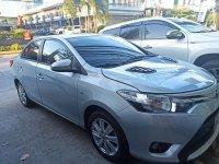Brightsilver Toyota Vios 2018 for sale in Cebu