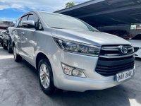 Selling Pearl White Toyota Innova 2017 in Las Piñas