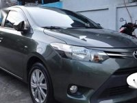 Selling Silver Toyota Vios 2016 in Quezon