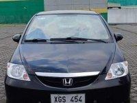 Selling Black Honda City 2003 in Rizal