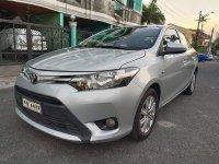 Selling Brightislver Toyota Vios 2016 in Quezon