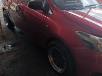 Selling Red Toyota Vios 2016 in Pasig